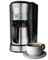 Melitta Programmable Coffee Maker Full Revi on Thermal Carafe Coffee Makers