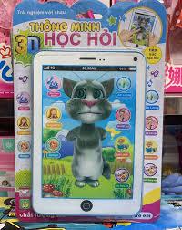 Bộ đồ chơi Máy tính bảng Ipad thông minh học hỏi - mèo Tom ngộ nghĩnh trong  2020