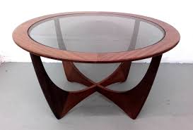 Teak And Glass Coffee Table Iconic G Plan Astro Teak And Smoked Glass Coffee Table Whittaker