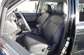 clazzio tacoma cruiser seat covers customized