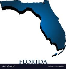Of Image 3d Graphic State Vector Free Map Royalty Florida