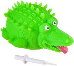 Купить <b>надувной шар Bondibon Чудики</b> Крокодил Летающие ...