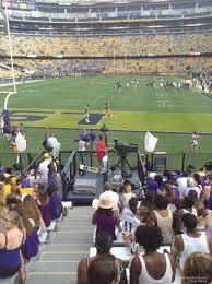 Tiger Stadium Section 217 Rateyourseats Com