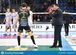 Volleyball Italian Serie A Men Superleague Championship Cucine Lube  Civitanova Vs Top Volley Latina Editorial Photo - Image of civitanova,  dhulst: 163342821