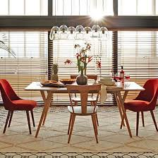 92 800 00 mid century expandable dining table westelm
