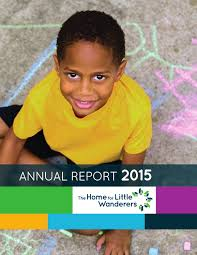 fy annual report the home for little wanderers by the home fy2015 annual report the home for little wanderers