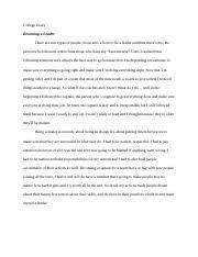 lincoln essay in his second inaugural address abraham lincoln  1 pages college essay becoming a leader