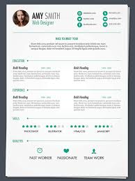 best cv template 35 best free resume design templates themecot