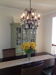 chic design rope chandelier pottery barn 96