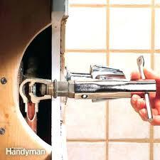replacing bathtub faucet stem fix a leaky valve valves fauce