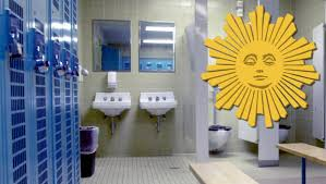 school bathrooms. CBS News Poll: Transgender Kids And School Bathrooms -