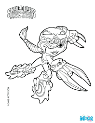 Small Picture Skylanders Trap Team Coloring Pages Wolfgang To Print Get This