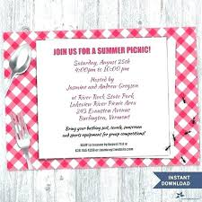 Picnic Invitations Templates Free Picnic Invitations Templates Free Blank Invitation Template Facebook