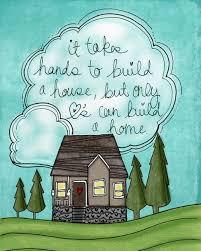 Cartoon Home Quotes