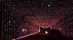Light Show In Grand Prairie Prairie Lights Grand Prairie Texas Christmas Lights Tunnel