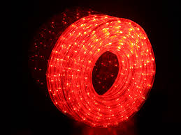 commercial outdoor led rope lights