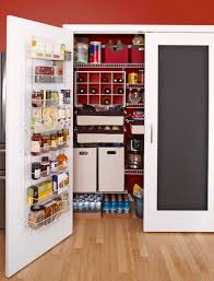Chalkboard Painted Doors for Your Walk-In Pantry