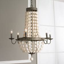full size of living delightful white wood chandelier 4 white wood and metal chandelier