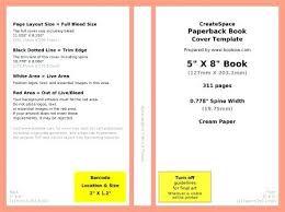 template book cover ilrator free
