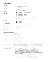 Teradata Etl Tools Resume Template Singapore Student Resume New Teradata Etl Developer Resume