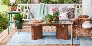 65+ Best Patio Designs for 2018 - Ideas for Front Porch and Patio Decorating