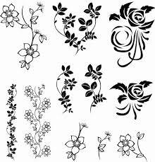 黄色と緑花ベクターの背景adobe Illustrator の花デザインのベクターの