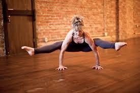 coreyo yoga for our core lake