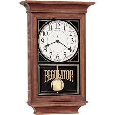 ashmore regulator wall clock