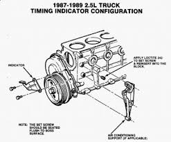 1986 chevy s 10 timing marks can't be aligned Wiring Diagram For 2001 Chevy S10 4 3 Engine date of issue 03 31 89 related ref number(s) 89 143 6a article beginning installation of timing indicator set model(s) 1985 89 chevrolet gmc s, t,