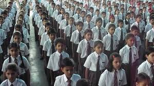 national anthom by st.joseph school ambala - YouTube