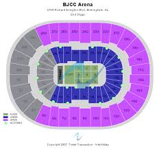 Bjcc Wwe Seating Chart Rachel Tattoo Bjcc Seating Chart