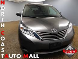 2015 Used Toyota Sienna 5dr 8-Passenger Van LE FWD at North Coast ...
