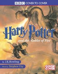 harry potter and the goblet of fire unabridged 14 audio cette set