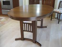 Round Kitchen Table Plans Popular Designer Wood Dining Tables Ideas 3735
