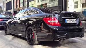 2014 Mercedes C63 AMG Edition 507 ON THE ROAD! - YouTube