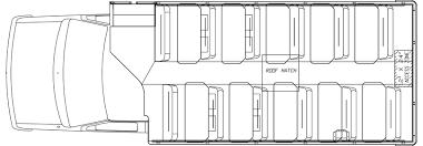 School Bus Seating Chart Small School Bus For Sale New School Bus Fleet School