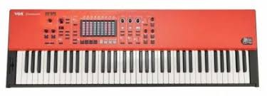 Электроорган <b>VOX Continental 73</b> Keyboard купить в Санкт ...