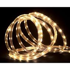 Led Rope Lights Walmart Beauteous 32' Warm White LED IndoorOutdoor Christmas Rope Lights Walmart