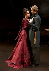 best hedda gabler images curve dresses s  mary louise parker as hedda gabler