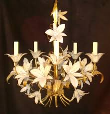 antique tole chandelier edrexco intended for attractive house antique tole chandelier ideas