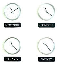 office wall clocks. Plain Office Office Wall Clock Time Zone Clocks International  World   And Office Wall Clocks L