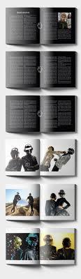 Daft Punk BOOK&VINYL on Behance