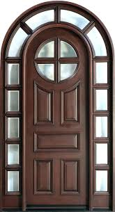 solid wood front door with glass adding glass to solid wood front door
