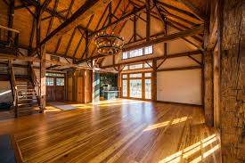 ... Vintage Chandelier Hanging Penadant Fixture Barns Turned Into Houses  Wooden Glossy Dtripe Floor ...