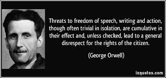 Freedom Of Speech Quotes Top 100 Quotes about Free Speech 4