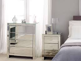 Mirror Side Tables Bedroom Furniture 19 Mirrored Furniture Mirrored Furniture 1000 Ideas