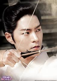 Image result for wang yo (baek-a)