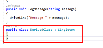 Singleton Pattern C Magnificent Singleton Design Pattern In C Part 48 Eager And Lazy