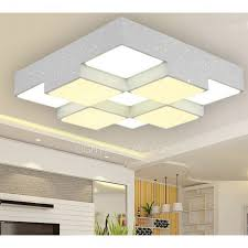 great square flush mount ceiling light fixtures modern shaped within the amazing modern led ceiling square flush mount light x54