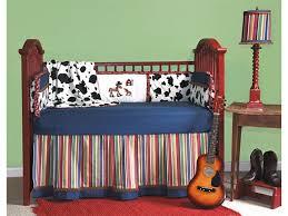 modern western nursery bedding